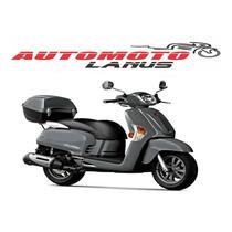 Kymco Like 200i 0km 2016 Automoto Lanus