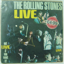 Vinilo Lp./ The Rolling Stones./ Live./ Made In Germany.