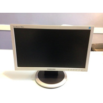 Monitor Samsung Syncmaster 740 Nw 17 Pulgadas