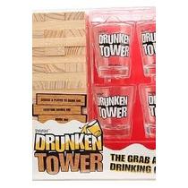 Juego Drunken Tower, Yenga + Shots!!! Divertido!!! Novedad!