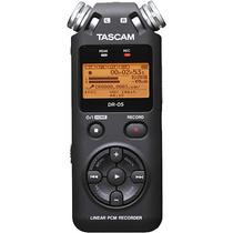 Grabadora Digital Tascam Dr-05 Nueva + Tajeta 2gb - En Stock