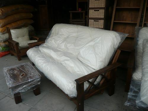 Muebles estilo campo en tigre mesa cruz mas 4 sillas pino for Muebles estilo nordico argentina