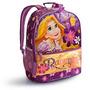 Mochila + Lonchera De Princesa Rapunzel Original De Disney