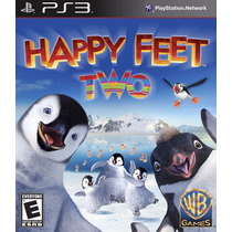 Happy Feet Two Ps3 Original