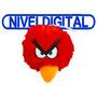 Peluche Angry Birds Con Sonido Y Movimiento Mira El Video
