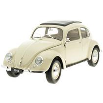 Auto De Colección Metal 1950 Volkswagen Classic Beetle Welly