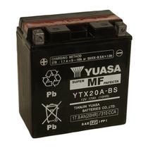 Yuasa Ytx20a-bs 12volt 17amper - St Motos