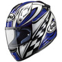 Casco Arai Modelo Chaser Leopard Blue Talles Xl No Shoei