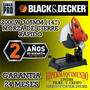 Sierra Cortadora Sensitiva 355mm 2000w Black Decker Cs2000