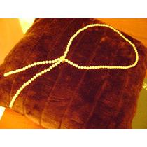 Collar De Perlas Finas - Modelo Abierto