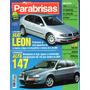 Revista Parabrisas N°265 Nov 2000 - Seat Leon / Alfa 147