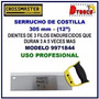 Serrucho De Costilla 12 305 Mm Crossmaster Carpintero