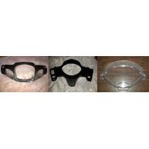 Cubre Optica Gris Y Cubre Tablero Y Acrilico Zanella Vento