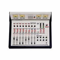 Consola De Radio 6 Canales Modelo Mix 62-6 Canales+hibridos