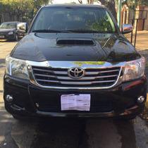 Toyota Hilux 2015 4x4 Automatica La Mas Full Vendo Urgente