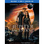 Blu-ray + Dvd -- Jupiter Ascending