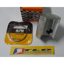 Kit Piston 250 Cc 2t Enduro Motocross Cr Kx Yz Rm Ltr Wr Rmx