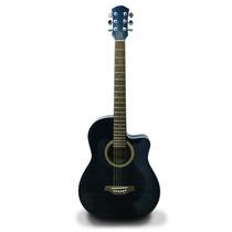 Guitarra Acustica Luis Basilio Tipo Avalon 708 Con Corte