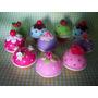 Cupcakes En Porcelana Fría Ideal Souvenirs O Mesa Dulce