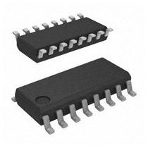 Ic Max232id Dual Eia-232 Drvr/rcvr 16soic Smd A2