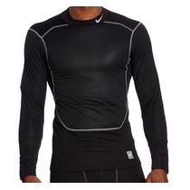 Buzo Nike Procombat Hyperwarm Shield Fitted Neck 2.0 Dri Fit