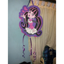 Piñata Draculaura Monster High