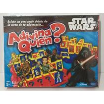 Adivina Quien Star Wars Juego De Adivinar Quien Es Cod 15030
