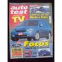 Auto Test 108 10/99 Ford Focus Fiat Marea Y Bravo Audi Tt