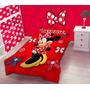 Acolchado Premium Minnie 1 1/2 Plaza Piñata Disney