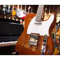 Telecaster Texas Amber Guitarra Electr Canje Envio Tarjetas!