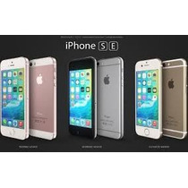 Iphone 5 Se 16 Gb Caja 12 Mp 4k Video 4g Ramtech