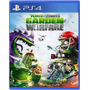 Plantas Vs Zombies Garden Warfare Juego Ps4 Original Sellado