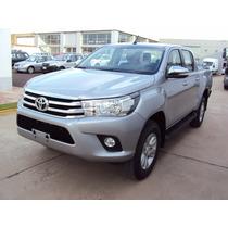 Toyota Hilux 4x2 D/c Srv 2.8l Cuero Tdi 6 M/t