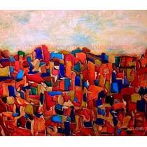 Cuadro Abstracto 150 X 80
