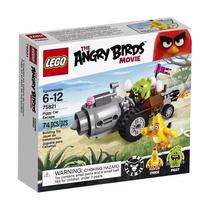 Lego Angry Birds - Piggy Carro De Escapada - 75821