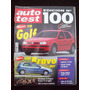 Auto Test 100 2/99 Vw Golf Fiat Bravo Hgt Audi A 3 1.9 Tdi