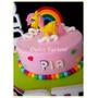 Torta Pequeño, Little Pony, Backyardigans, Barbie Vestido,