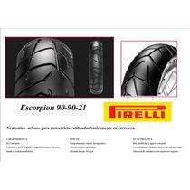 Cubierta Pirelli Escorpion 90-90-21 -