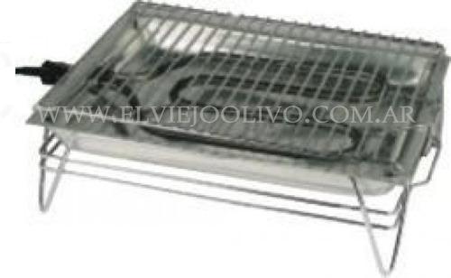 Parrilla electrica bajo consumo 1300w excelente precio for Parrilla electrica para casa