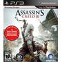 Assassins Creed 3 Ps3 Inmaculado - Banfield