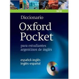 Oxford Pocket Para Estudiantes Argentinos De Ingles + Cd New