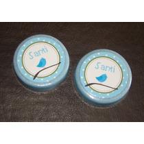 Jabones Artesanales Personalizados Souvenirs Nacimiento X 10