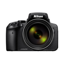 Nikon Coolpix P900 83x 16mp 24-2000mm 35mm Full Hd Wifi Gps