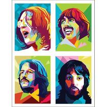 Cuadros The Beatles Decorativos