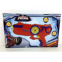 Pistola Max Blaster Spiderman Hombre Araña Mejor Precio!!