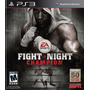Fight Night Champions Ps3 Digital - Express Game