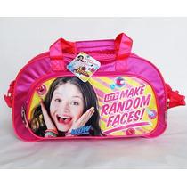 Bolso Serie Disney Soy Luna Rollers Niñas Original