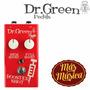 Dr Green Fs-drg-bs Pedal P/ Guitarra Booster Shot Gain Boos