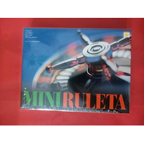 Mini Ruleta Juego De Mesa (art 901-23)