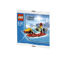Lego City Fire Speedboat (30220)